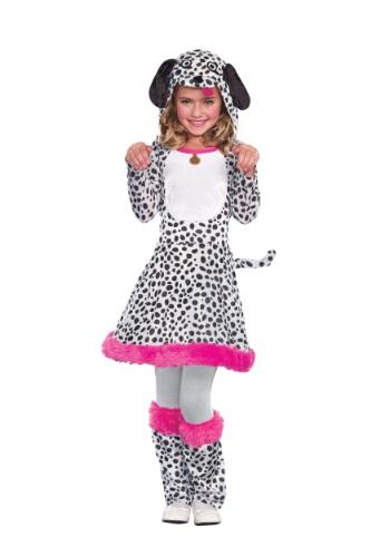 Disfraz de Dálmata para niñas