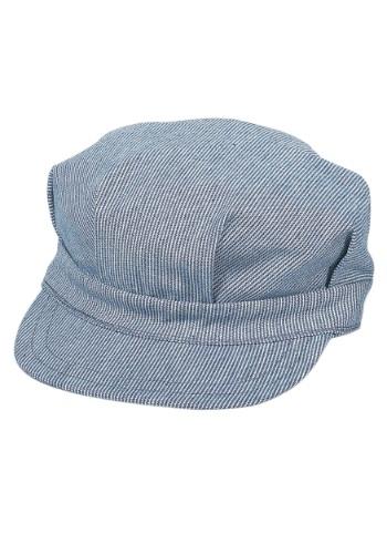 Gorra de conductor de tela infantil