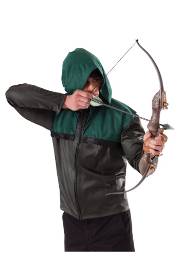 Set de arco y flecha verdes
