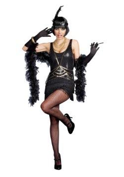 La mujer no es disfraz de Flapper Misbehavin '