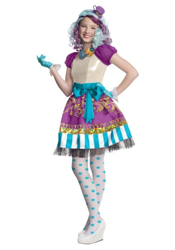 Disfraz de Madeline Hatter Ever After High para niñas