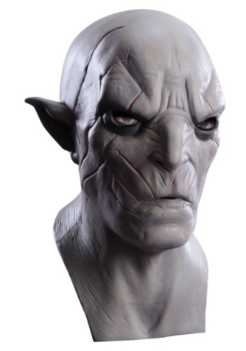 Máscara Full-Head de lujo de Azog
