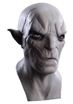 Máscara Full-Head de lujo de Azog
