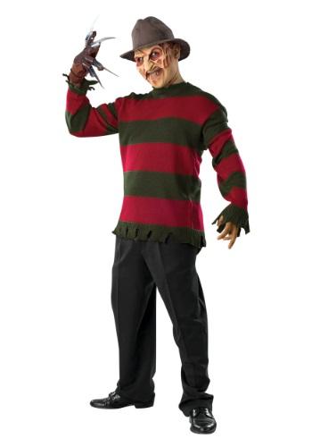 Suéter de lujo de Freddy con máscara