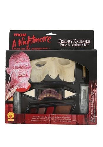 Kit de maquillaje de Fredy Krueger