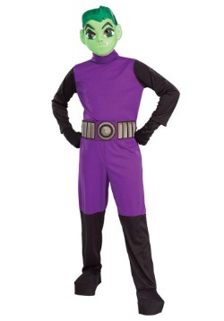 Disfraz de Beast Boy de Teen Titans