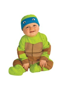 Infant Ninja Turtle Jumper azul