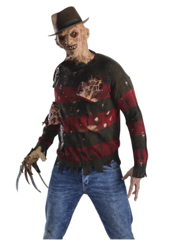 Suéter de Freddy con carne quemada para adulto