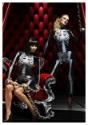 Disfraz de Esqueleto Fever para mujer Moda