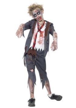 Disfraz de Zombie School Boy