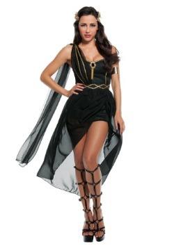 Disfraz para mujer de diosa oscura