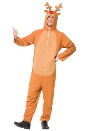 Disfraz de reno para adulto
