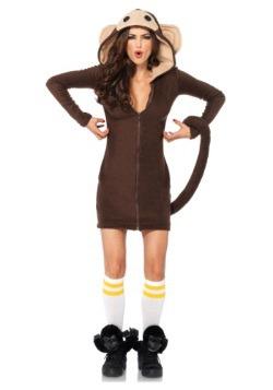 Disfraz cómodo de mono