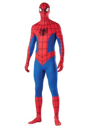 Disfraz segunda piel de Amazing Spider-Man 2