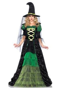 Disfraz de bruja de cuento para adulto