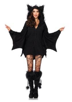 Disfraz cómodo de murciélago para adulto