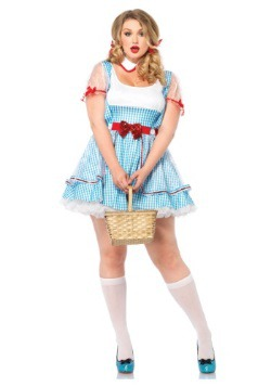 Disfraz de belleza de Oz talla extra