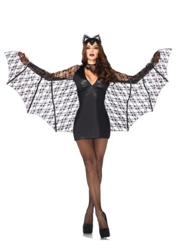 Disfraz de murciélago de luz de luna