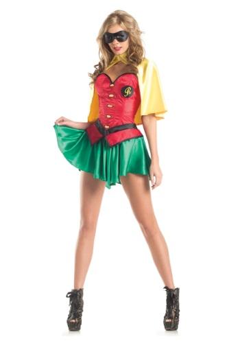 Disfraz de Miss Robin para mujer