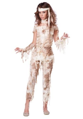 Disfraz de momia misteriosa para adolescente