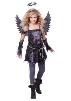 Disfraz de Ángel espeluznante