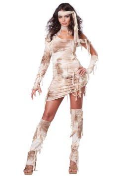 Disfraz de momia mística