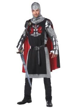 Disfraz de caballero medieval adulto