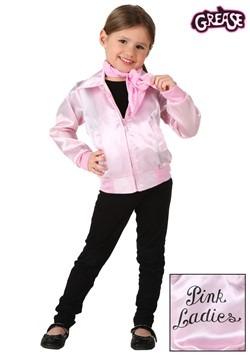 Chaqueta Pink Ladies de Vaselina para niños pequeños