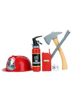 Kit de bombero para niños