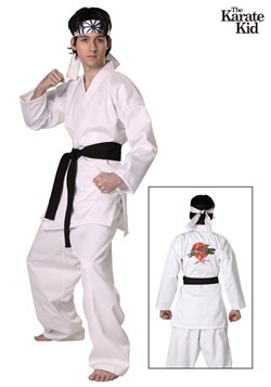 Disfraz auténtico de Daniel San de Karate Kid