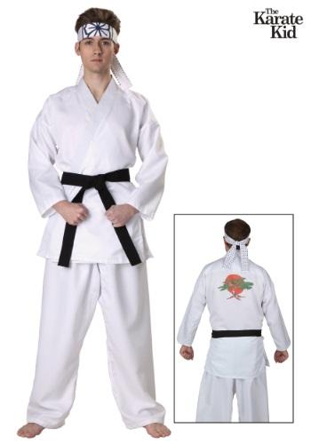 Disfraz de Daniel San de Karate Kid