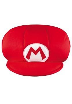 Gorro infantil de Mario