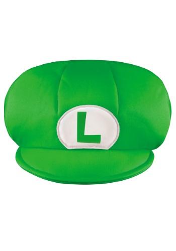 Gorro de Luigi para niños