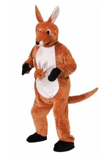 Disfraz de mascota canguro Jumpin Jenny