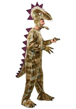 Disfraz de dinosaurio mascota promocional
