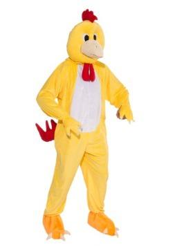 Disfraz de mascolla pollo promocional