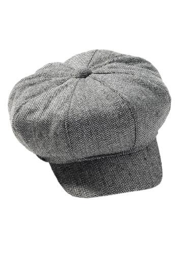 Gorra de Tweed Newsboy