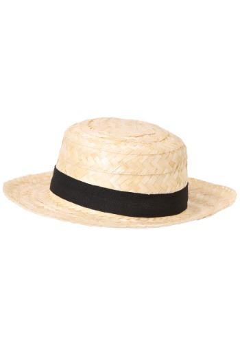Sombrero de paja Skimmer