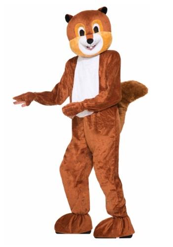 Disfraz de Scamper la ardilla mascota