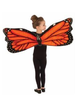 Alas de felpa de mariposa