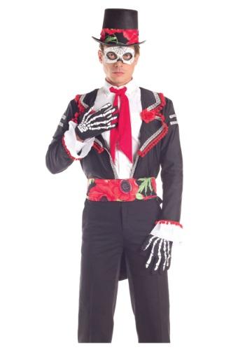 Disfraz del Día de Muertos para adulto