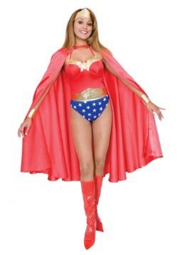 Capa de superhéroe roja de lujo