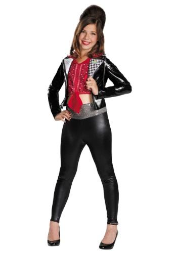 Disfraz de McKenzie Biker de Teen Beach deluxe para niñas