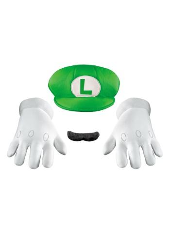 Kit de accesorios de Luigi para adulto