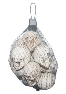 Bolsa de 12 calaveras