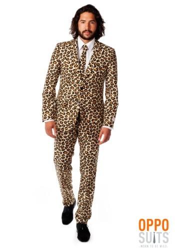 Traje estampado animal Jaguar para hombre