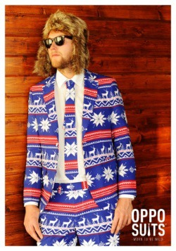 Traje de suéter de Navidad para hombre
