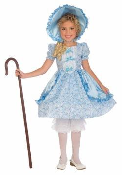 Disfraz de Lil Bo Peep para niño