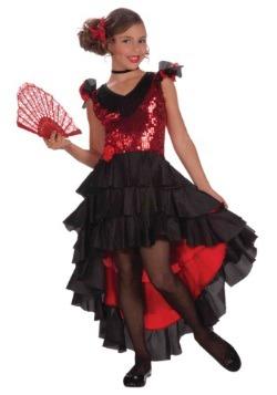 Disfraz de bailarina española infantil