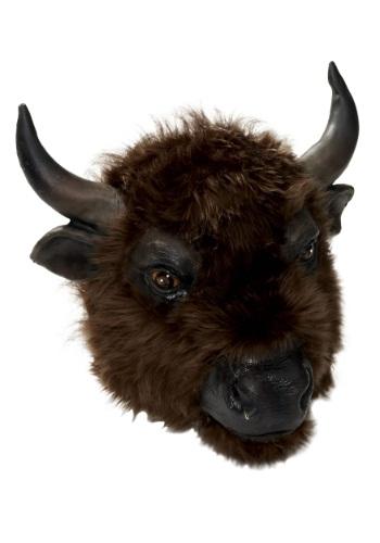 Máscara de lujo de búfalo